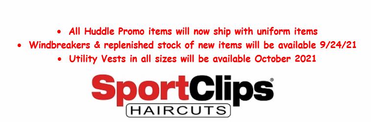 Sport Clips Uniform Store
